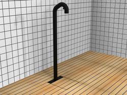 Doccia per esterni Easy Shower - mod. SINGLE-U.png