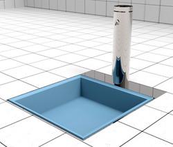 Doccia per esterni Easy Shower - Lavapiedi QUICK WASH-R-U-P-L..jpg
