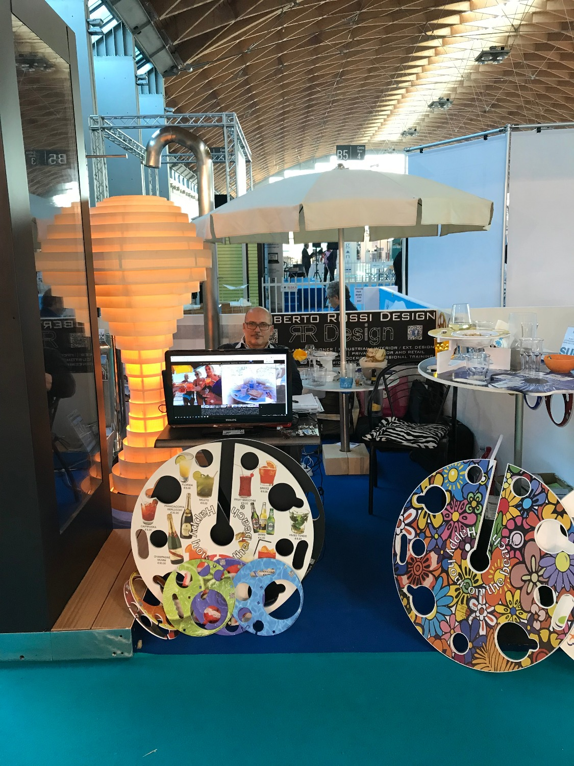 RRDESIGN al SUN in fiera Rimini 2017