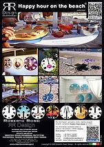 Tavoli per ombrelloni HAPPY HOUR ON THE BEACH® - Depliant_ITA_pag.3
