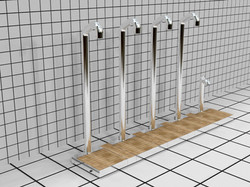 Doccia per esterni Easy Shower - Mod. LINEAR-S-L-PLUS.jpg