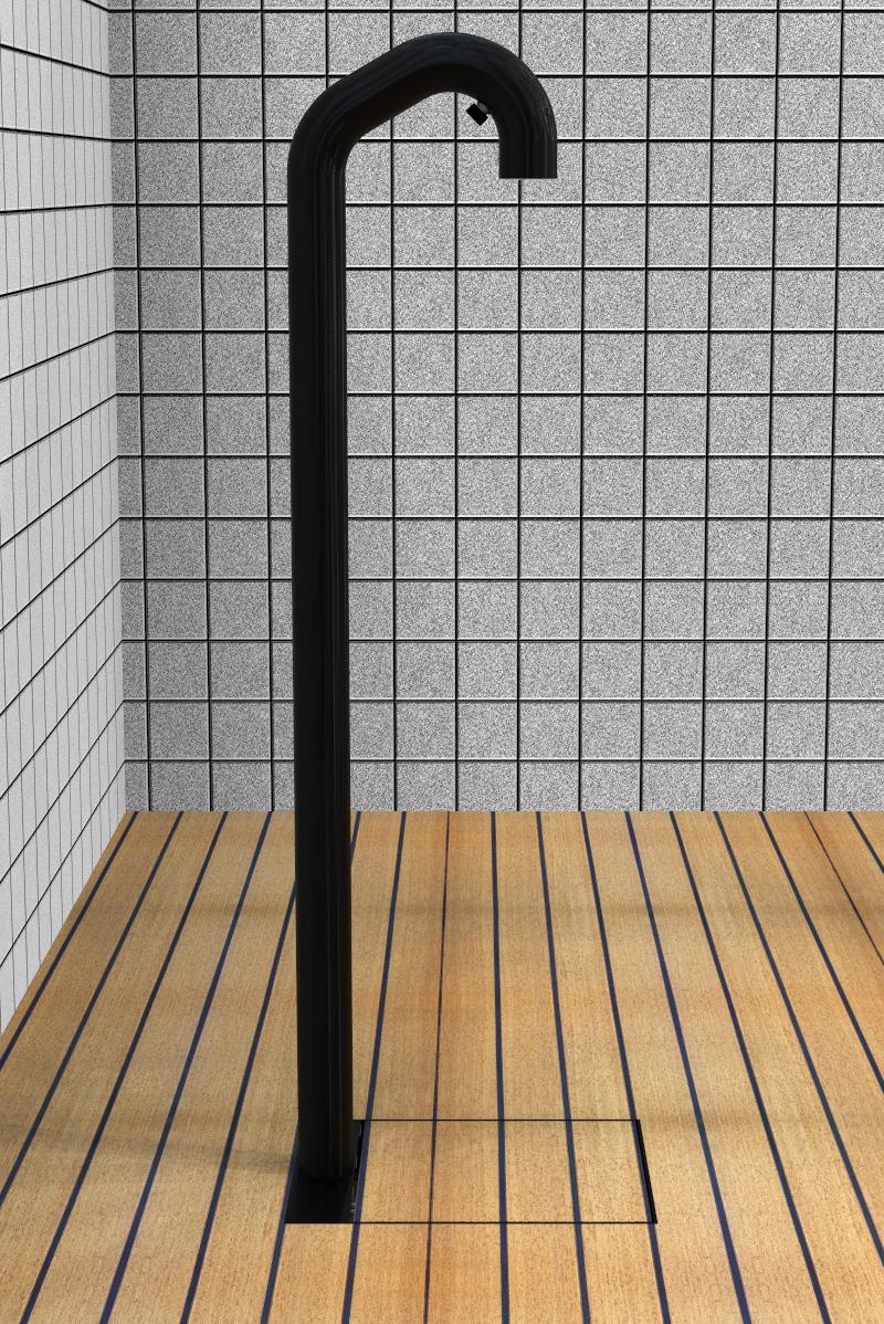 Doccia per esterni Easy Shower - mod. SINGLE-U_1a.png