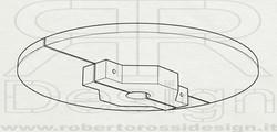 Acc. SUPP-PVC-B Ø400mm SP