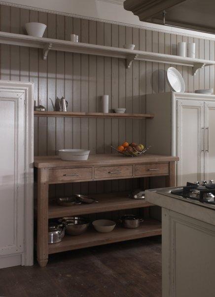 Cucina stile provenzale