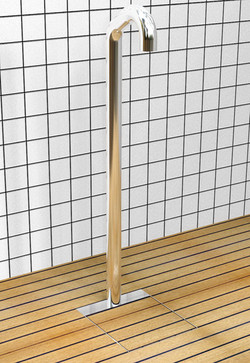 Doccia per esterni Easy Shower - mod. SINGLE-U-S-L_1.jpg