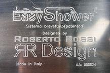 Docce Easy Shower - Targa di riconoscimento prodotto