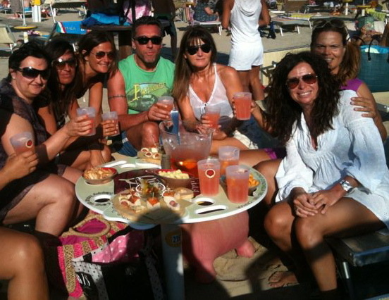 Happy hour on the beach® - Cervia