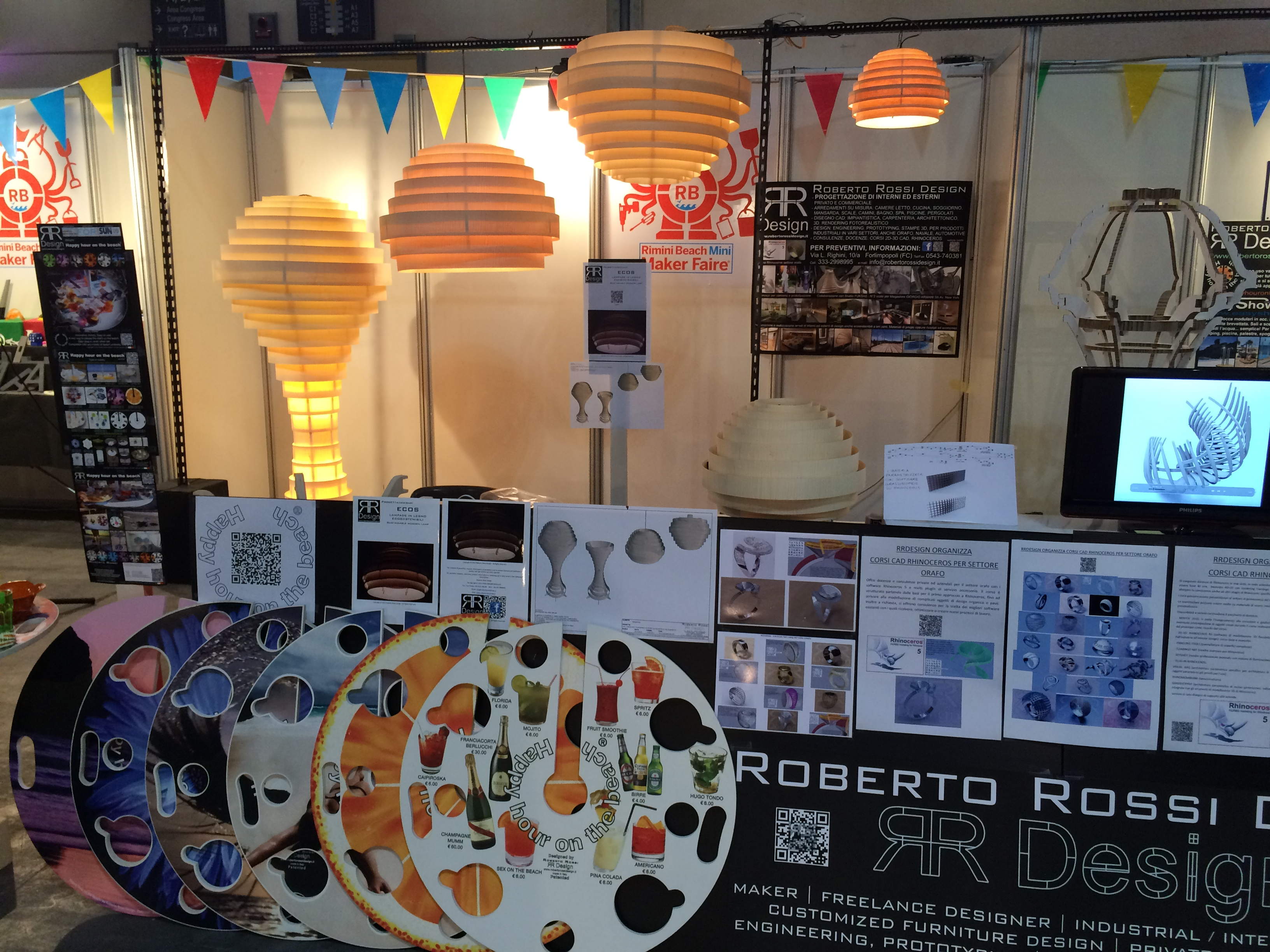 RRDESIGN - MAKER FAIRE DI RIMINI