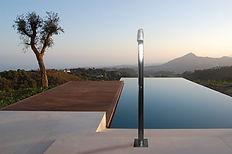 Docce SINGLE-F-L series senza pedana automatica, per comode installazioni in qualsiasi luogo esterno