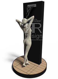 Doccia per esterni Easy Shower - MOD.428+W.png