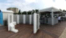 Docce per esterni ed interni Easy Shower - Riccione - zona V.le Ceccarini