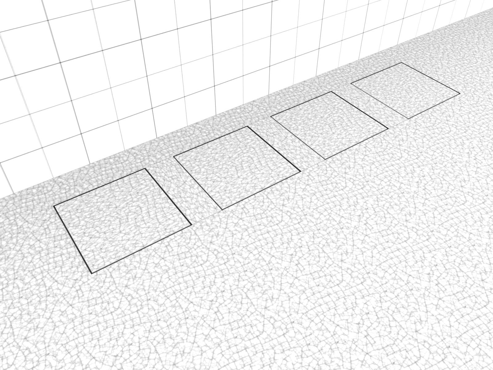 Docce per interni Easy Shower