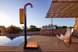 Doccia solare Easy Shower