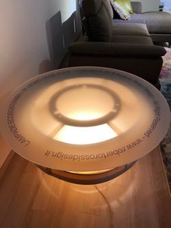 Lampade serie ECOS - esposizione
