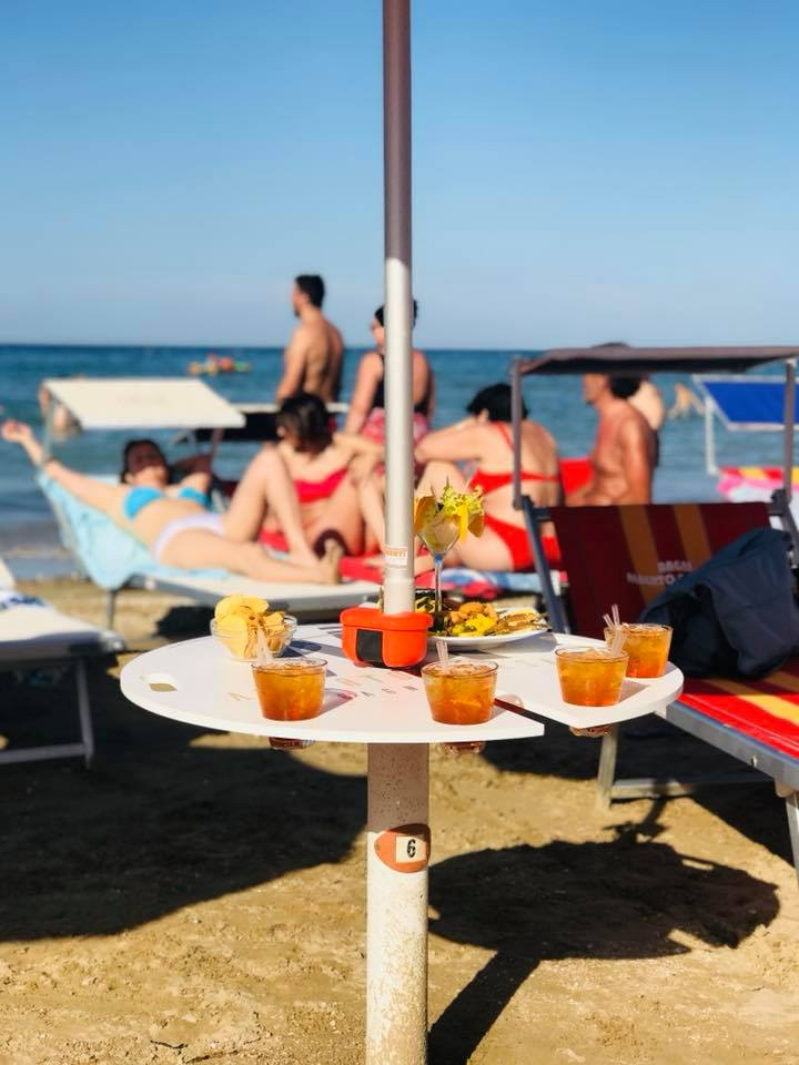 Happy hour on the beach® - Marotta