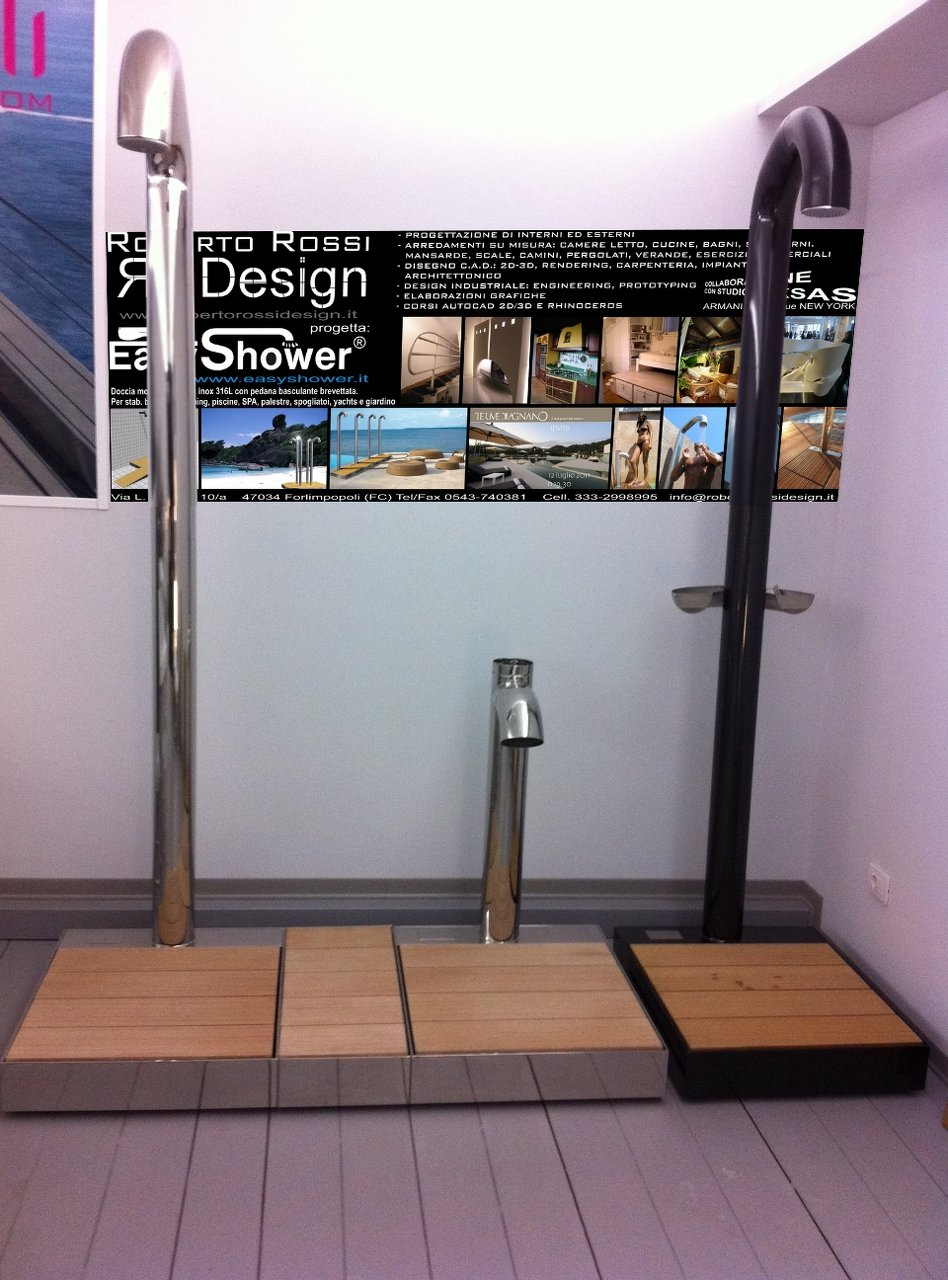 Docce Easy Shower® - Showroom
