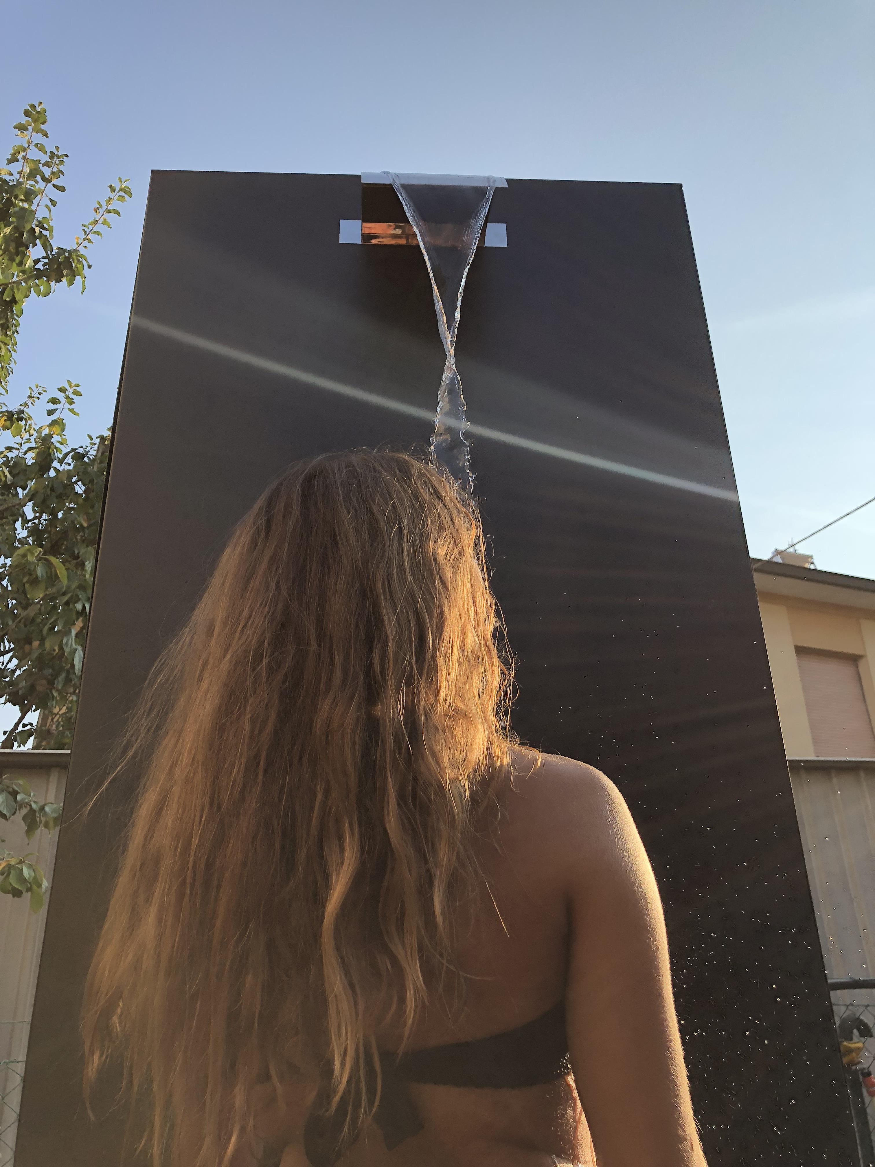 Doccia solare Easy Shower® MONOLITH