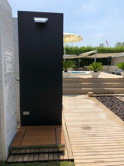 Doccia solare MONOLITH_Fantini Club_6.JP