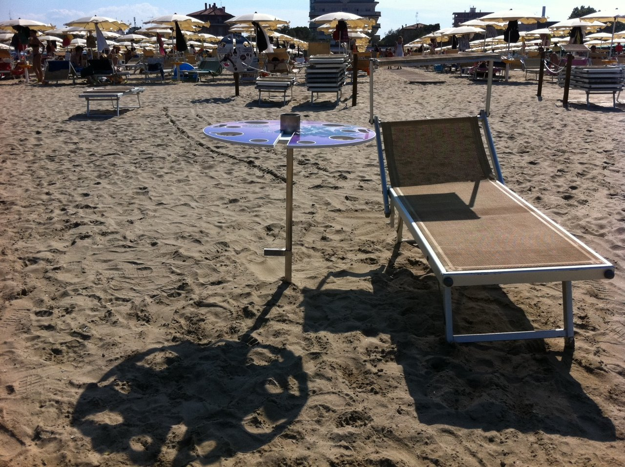 Happy hour on the beach - Cervia