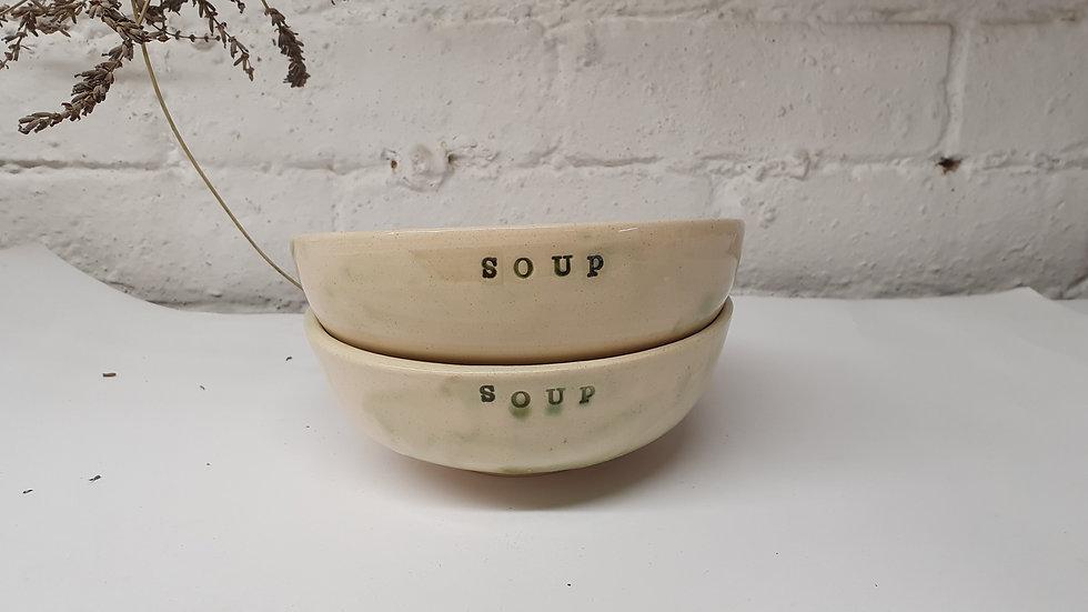 'Soup' bowl