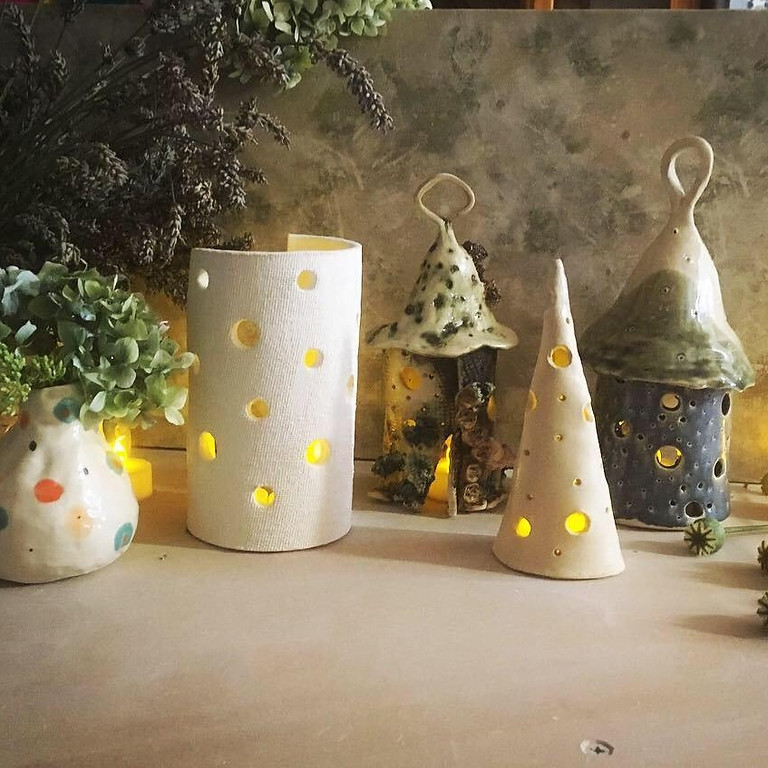 Winter Lanterns SOLD OUT