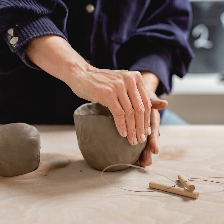Beginner's Ceramics Course - 5 & 8 week SOLD OUT