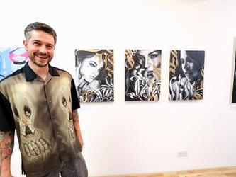PORTRAITS - Group Exhibition - London