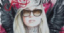 graffiti, watercolor, pintura, fne art, artes lásticas, ilustracion, illustration, pin up, draw, drawing, aquarela, desenho, edmx, henrique montanari, herique edmx montanari, extinção, em extinção