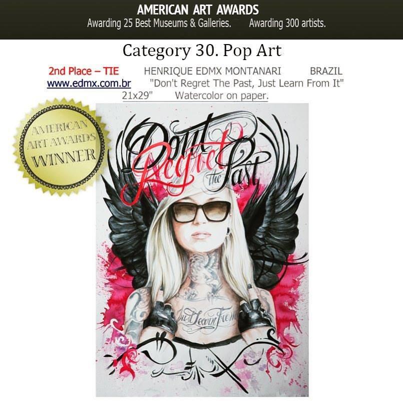 american art awards 2017