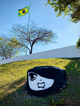 invasora, stencil, stencil art, graffiti, intervencao urbana, intervenção urbana, street art, streetart, henrique edmx montanari, henrique montanari, sticker, arte, arte urbana, arte de rua, urban arte, sao paulo, sp , são paulo, 23 de maio, ibirapuera, brasil, lego, spray art, artista, artwork, street intervention