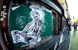 Skate Zombie - Bedford - NYC