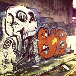 Graffiti - São Paulo