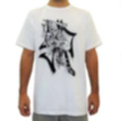 sp, zombie skull, t-shirt design, illustration, ilustração, skate, skateboard, skull, street, street style, urban, art, arte