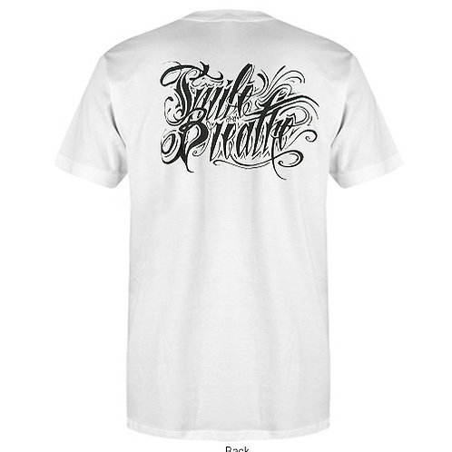 T-Shirt Smille and Breathe