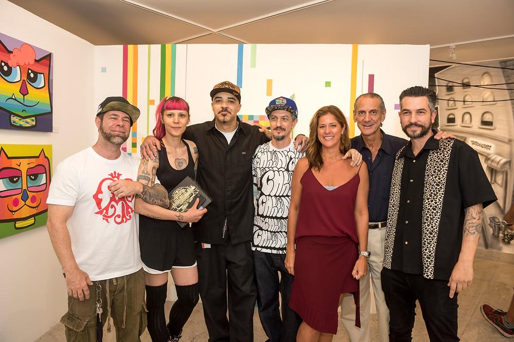 cap, exposição de arte, graffiti, chivits, minhau, edmx, markone, spray art