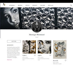 artzine, artist profile, artist,invasora, artwork, edmx, buy, streetart, fineart, watercolor, sprayart, spray