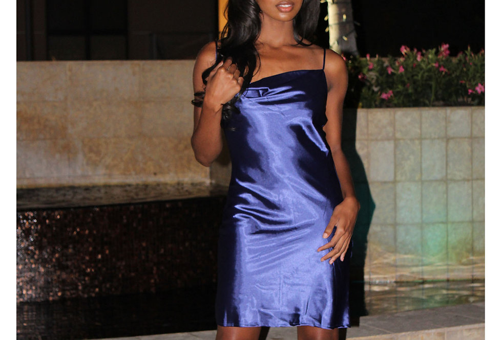 Kayla Blue Dress