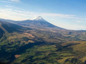 """Viaje a Ecuador: Evento """"Geoparques para el desarrollo sostenible en Iberoamérica (GEDES)"""""""