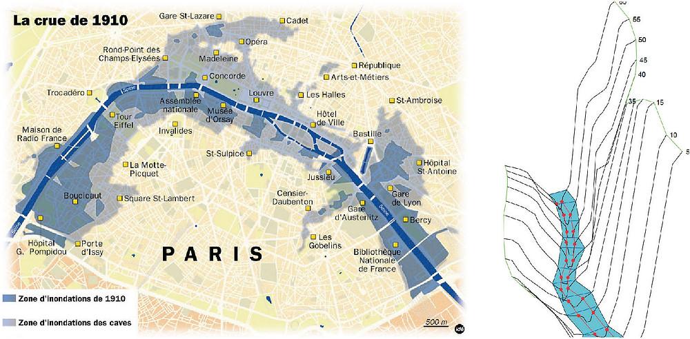 Mapas de inundabilidad y modelización hidráulica de ríos