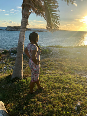Sunset Views from Turks & Caicos