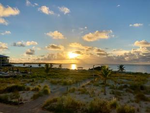 Sunrise in Turks & Caicos