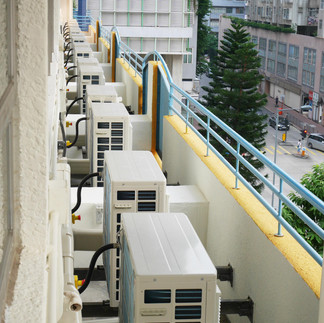Replacement of Air Conditioning System