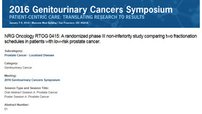 攝護腺癌相關資訊