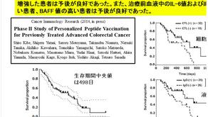 久留米大學免疫細胞療法的治療成效