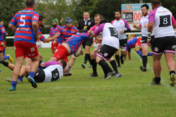 RUGBY MATCH IBOS CONTRE TOULOUSE RACING