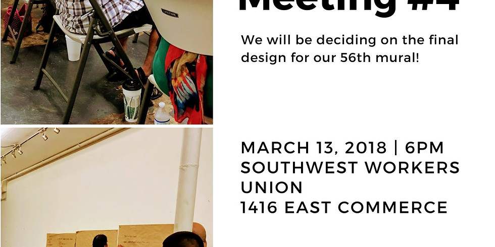Mural Community Meeting