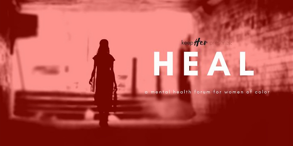 Heal: A Talking Circle for Women of Color (1)