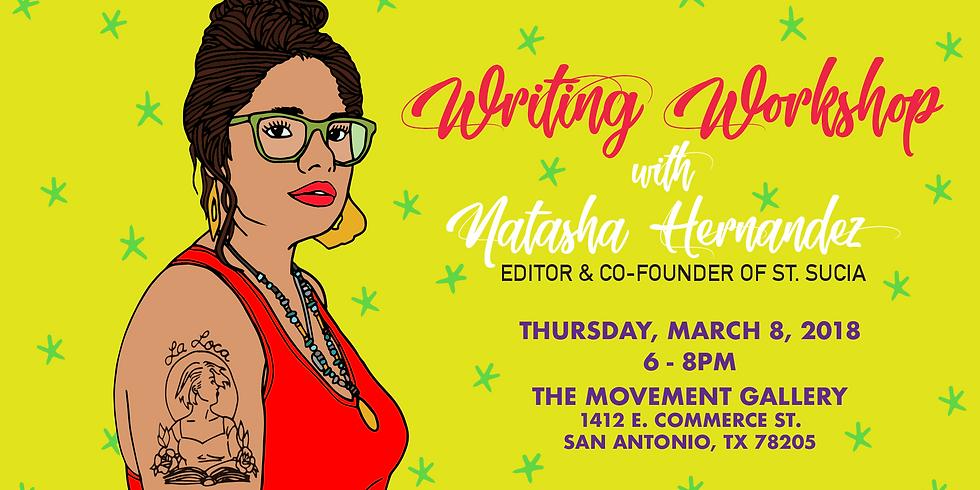 Writing Workshop with Natasha Hernandez