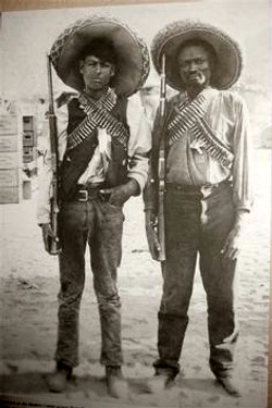 afro-mexicanos in revolution