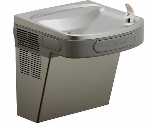 Bebedero de pared Elkay ADA sin filtro con enfriamiento, gris claro EZS8L